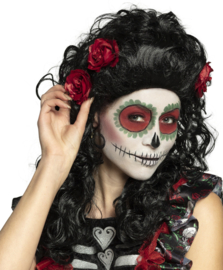 Pruik day of dead Catharina