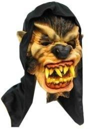 Horror masker + kap