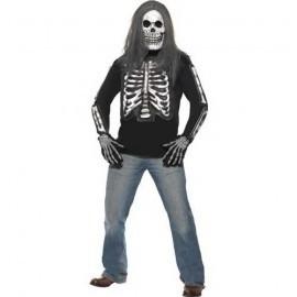 Skelet shirt