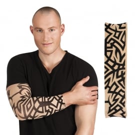 Tattoo sleeve tribal