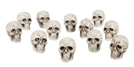 Skelet hoofden