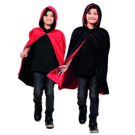 Cape zwart en rood omkeerbaar