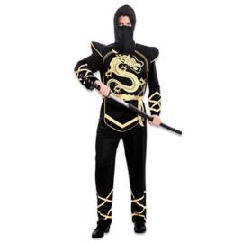 Ninja kostuum man