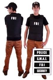 FBI vest 4 in 1 deluxe