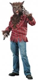 Kostuum Weerwolf Halloween