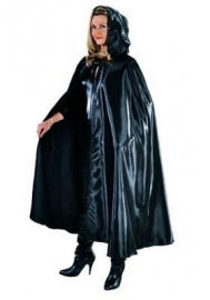 Halloween cape satin Deluxe