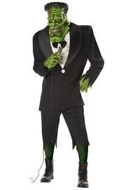 Frankenstein het monster kostuum