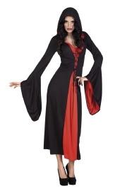 Vampier dame jurk