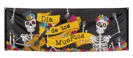 Banner Day of death  220x74 cm