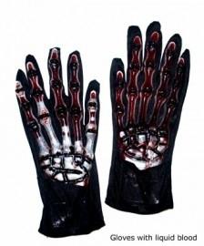 Hand bloedend