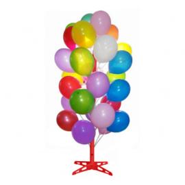 Ballonboom 180cm red
