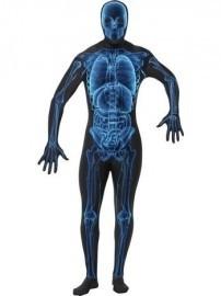 Morph suit / kostuum X-Ray