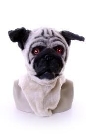 Honden plushe masker