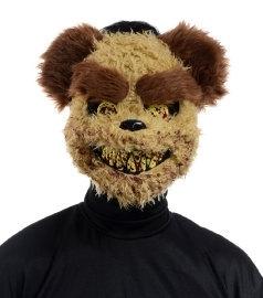 Creepy bear masker