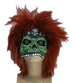 Skull halfmasker