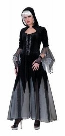 Gothica heksen jurk