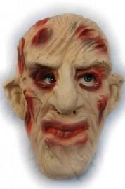Freddy masker met hoofdwond