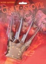 Freddy kruger hand kind