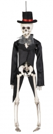 Hangdeco skeleton groom