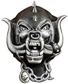 Motorhead latex masker deluxe