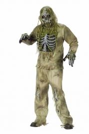 Zombie griezel outfit