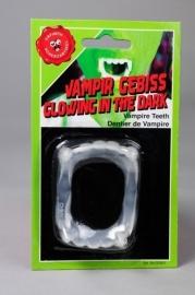 Tanden vampier glow in the dark