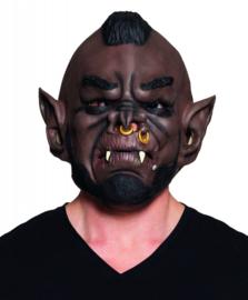 Latex masker Kanibaal