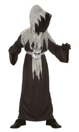 Skull demon kostuum