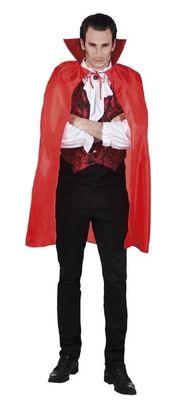 Rode cape kort