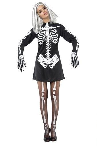 Sexy skeletjurkje