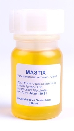 Superstar huidlijm mastix 50ml.