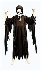 Scream outfit zwart