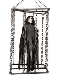 Gevangen skull 50cm