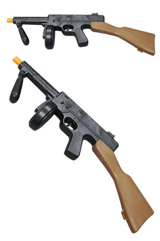 Tommy gun machine geweer