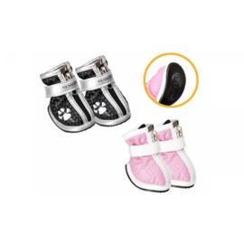 Camon dog boots Roze 4pc size 2