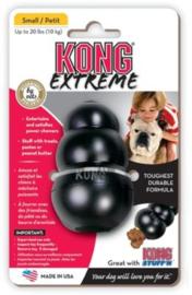 Kong Extreme Zwart – Small