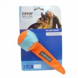 Cesar Millan Tail End Tosser oranje