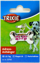 TRIXIE BONE roze