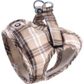 Doxtasy Comfy-Harness Scottish Beige met glitter