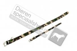 Halsband Camouflage leger