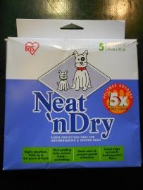 Neat 'n Dry Vloerbescherming Zindelijkheid