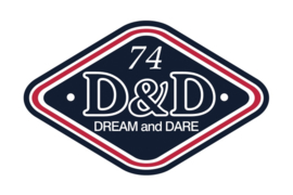 D&D DOG PANTS Tekst KEEP-OFF -L- zwart