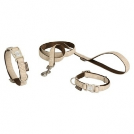 Terra Essence Halsband en riem
