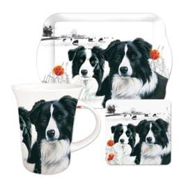 Teaset Border Collies The Good