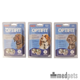 Halti OptiFit Headcollar Maat Medium