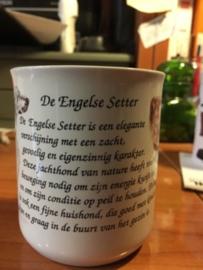 Mok  de Engelse setter
