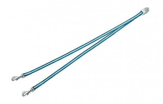 Flexi Vario Duo Belt. Maat S - Riem - 52.5 cm x 1.7 cm x 1.2 cm - Blauw