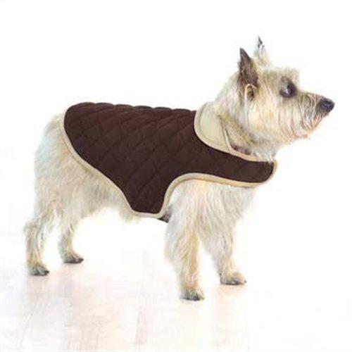 Dog Gone Smart gewatteerde jas voor honden  maat 8