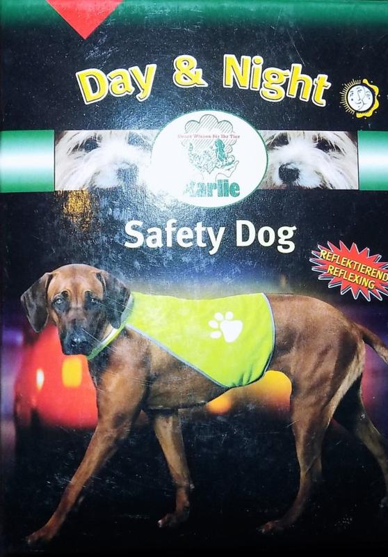 Karlie Dog Day Night medium Geel