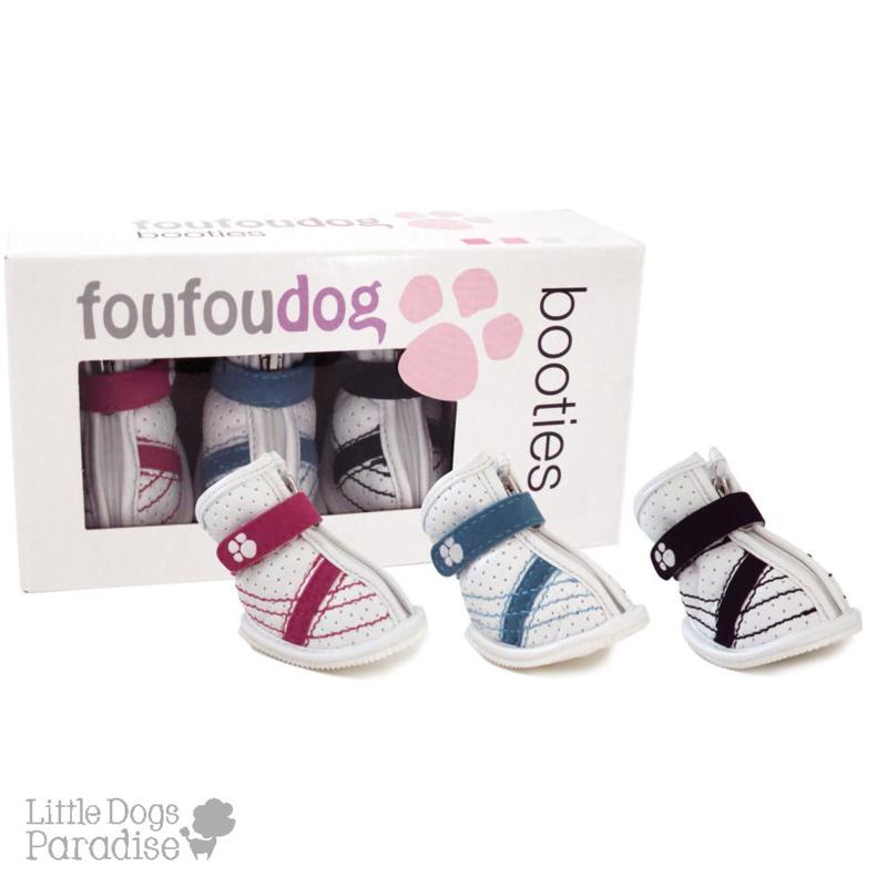 FouFou  booties size 4 zwart